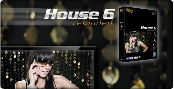 ejay house 6 reloaded serial